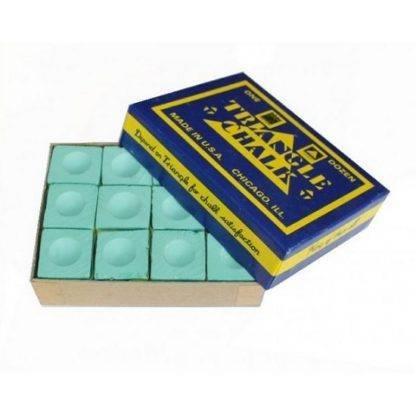 Tweeten Triangle Chalk 12 Pieces Green