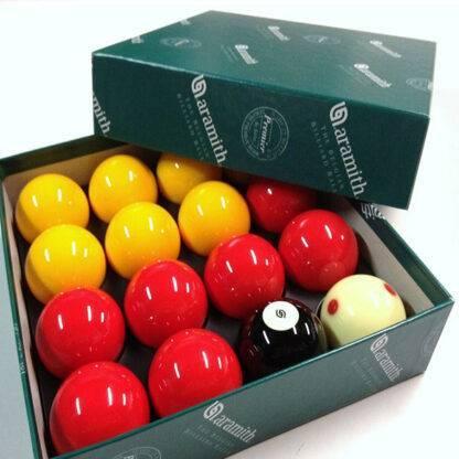 Aramith Premier Casino balls 2 inch