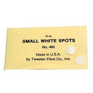 tweeten white pool or snooker table spots
