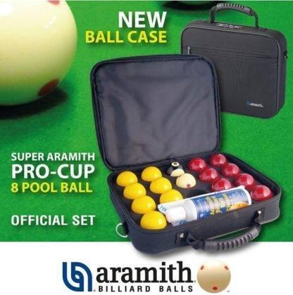 Aramith Super 8 Ball 2 Inch