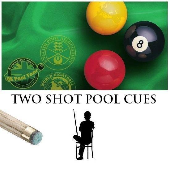 English Pool & 2 Shot
