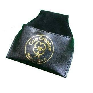 cue creator pouch black