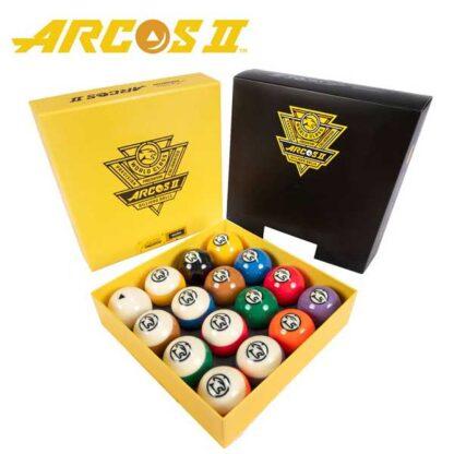 Aramith Predator Acros Balls